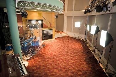 Bethesda Studio Live Room