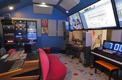 Bethesda Control Room
