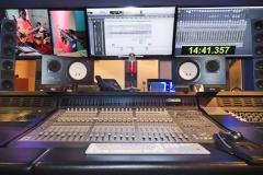 Recording Studio Bethesda Control Room