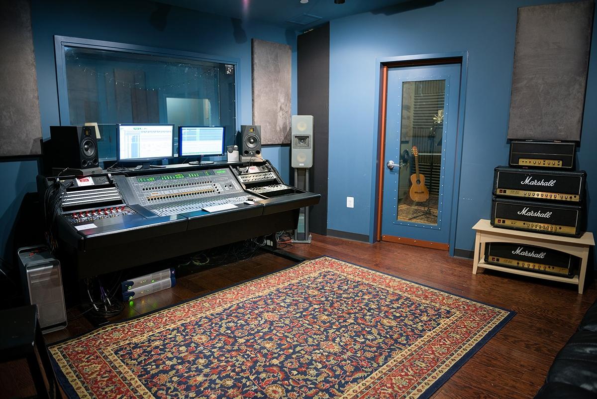 Blue Room Studio Herndon Music Studio Washington D C